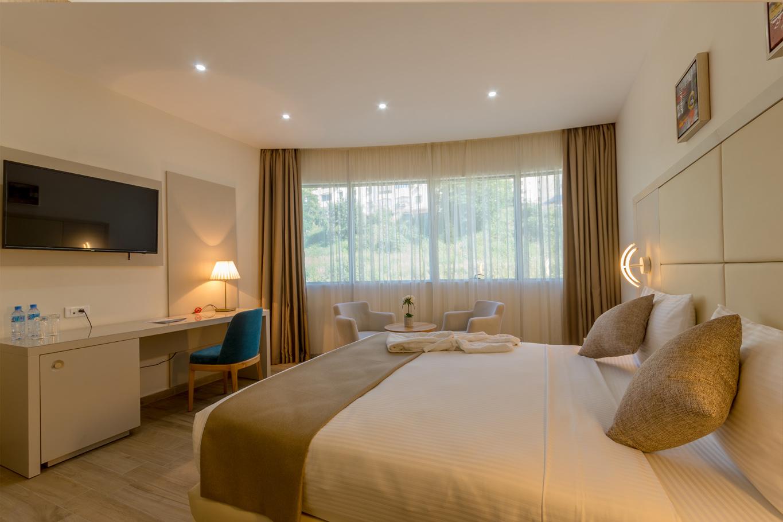 Hotel Sidi Yahia | Chambre lit king-size