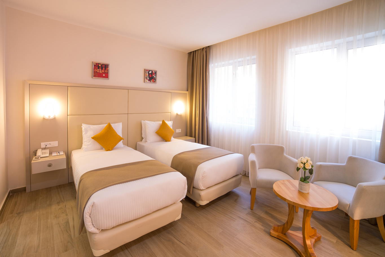 Hotel Sidi Yahia Chambre Lit Jumeaux